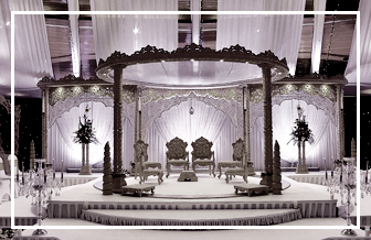 Asian wedding decor london asian wedding event management london mandap hire london junglespirit Gallery