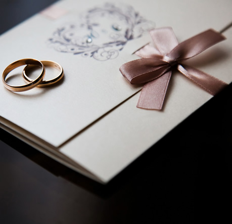 Wedding Invitations & Event Stationery in London